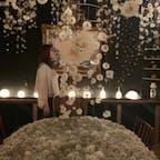 これは芸術よ。 発想が狂ってるほど好き。  #たんぽぽの綿毛 #ヒミト #石川