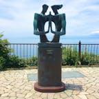西伊豆の旅人岬に行きました