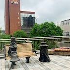 小倉駅のメーテル像 #202106 #s福岡
