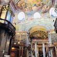 国立図書館 プルンクザール in Wien 2018/6/26-27 世界一きれいな図書館