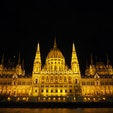 国会議事堂 in Budapest 2018/6/23-24 ナイトクルーズ