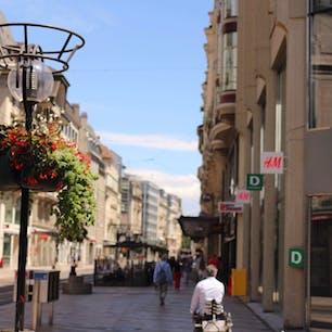 美しすぎるジュネーブの街並み 欧州随一だと思います。