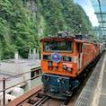初トロッコ列車。 天気も良くて素敵な列車旅でした。