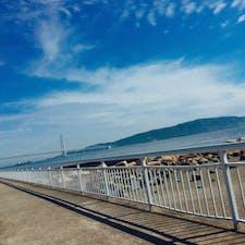 🌊  ◎明石海峡大橋◎
