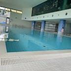 安比のホテルで一泳ぎ。 五輪ルワンダ代表がトレーニングしているようでした🇷🇼