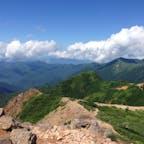 那須 朝日岳 気軽に登れる山です。
