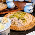 信州そば美味しくいただきました。