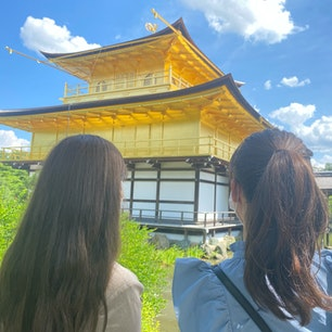 ✈️京都府💗 金閣寺🥇✨
