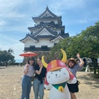 ✈️滋賀県💗 彦根城🏯🌈