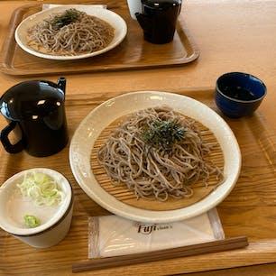 道の駅 田切の里 お蕎麦がすごくおいしかった😋 #202107 #s長野