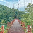 〰️Wakayama🇯🇵〰️ #有田川町#蔵王橋