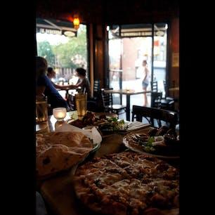 New York / Brooklyn Black Iris ブルックリンにあるお気に入りのレストラン。 #newyork #brooklyn