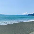 小田原の海岸です。