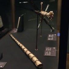 人類の至宝! 存在自体想像も出来ない ハプスブルク家全盛期の始まりとなる15世紀のマクシミリアン 一世の、「ユニコーンの角の剣」