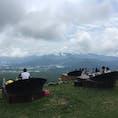 清里テラス  山梨県  夏場はリフトに乗って自然を感じながら。 自由席は場所の取り合いだけど、予約席もありますので要チェック