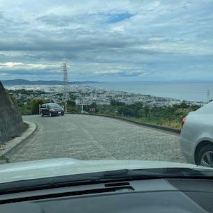 車窓から ヨロイヅカファームからの帰り道
