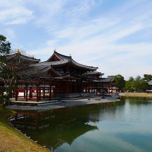 2020.3.7 京都 平等院鳳凰堂