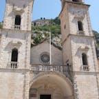 コトル 聖トリプン大聖堂 ヴェネツィア領だったのでカトリック