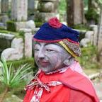 〰️Wakayama🇯🇵〰️ #和歌山#奥の院#化粧地蔵