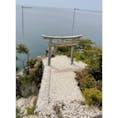 滋賀のパワースポット、上陸できるかは運次第? #都久夫須麻神社