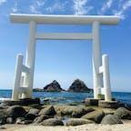 #福岡 #糸島 #二見ヶ浦夫婦岩 #2021spr