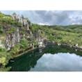 #茨城 #石切山脈 #地図にない湖