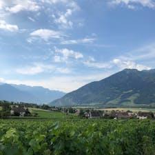 ハイジドルフ(スイス)2018.7.10 マイエンフェルト。美しい田舎町。 残念な事にカメラ忘れ、iPhoneで。 #nofilter