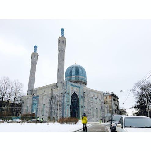 サンクトペテルブルク・モスク