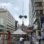 京都の祇園祭〜😄 月鉾でーす🌙