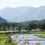栃木県那須塩原市を流れる綺麗な川!鮎釣りをしている人が結構います。箒川ではかじかをとった事がありますが、綺麗な水が印象的でした。