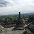 @ボロブドゥール遺跡 #インドネシア