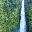 2018.04.26 🏕:アカカの滝(ハワイ島) 📷:OLYMPUS PEN Lite E-PL7