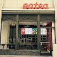Eatsa @Financial District  ロボットが料理を作る無人のお店でお食事なんていかがでしょうか?🍽  地元で話題のテクノロジー X フードのお店です。  平日しかOPENしていないのでご注意くださいね😌