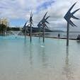 #オーストラリア #ケアンズ #エスプラエードラグーン #人口プール #海と遜色なし