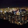 100万ドルの夜景(香港)