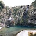 鹿児島〜雄川の滝☆ 車を降りてから20分ほど徒歩… 歩き疲れた後の景色は最高です(・3・)~♪ 最初は道に迷いそうになります(・・;)