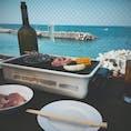和歌山白浜  海を観ながらBBQ!最高です!