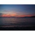🇹🇭タイ リペ島 タイ最後の楽園、夕日。