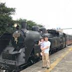 真岡鉄道のSLに乗車しました。 下館駅(茨城県)から茂木駅(栃木県)までの区間、田園風景に癒されました。