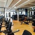 今のところ ここのホテルのgymが最高 最大 fourseasonshotel (the gym)
