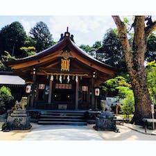 2018.8.12 福岡県 竃門神社⛩