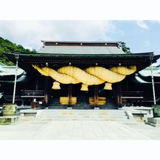 2018.8.12 福岡県 宮地嶽神社⛩