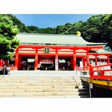 2018.8.13 山口県 赤間神宮⛩