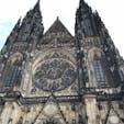 プラハ 聖ヴィード大聖堂