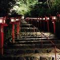 貴船神社 オススメは夜🌠雰囲気の良い川床での食事もセットで。
