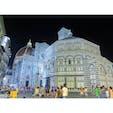 限りなく夢の中にいるみたいな現実の世界🎠  #イタリア #フィレンツェ #世界遺産