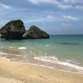 沖縄県 みーばるビーチ