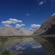 インド🇮🇳 ラダック ヌブラ渓谷 インドの避暑地