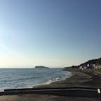昼間の江ノ島です