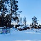 フィンランド、ロヴァニエミ、サンタクロース村